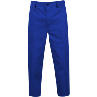 SANTON Polycotton Trouser