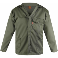 SANTON Acid Resistant Polycotton Jacket