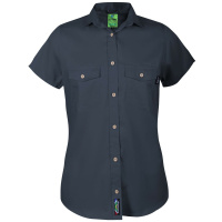 TITAN Home Grown Ladies Short Sleeve Work Shirt