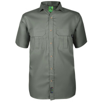 TITAN Home Grown Mens Short Sleeve Work Shirt