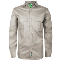TITAN Home Grown Mens Long Sleeve Work Shirt